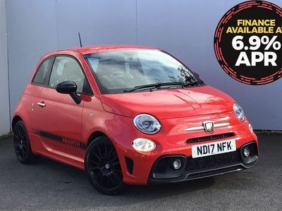 used Abarth 595 - -1.4 T-JET Trofeo 3Dr hatchback special edition