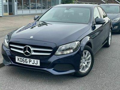 used Mercedes C200 C Class 2.0SE (s/s) 4dr