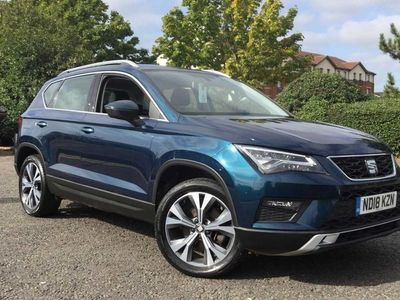 used Seat Ateca SUV 2.0 TDI (150ps) SE Technology 4Drive 5Dr