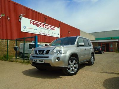 used Nissan X-Trail 2.0 dCi Aventura Explorer 5dr