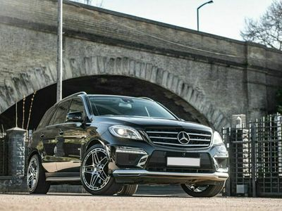 used Mercedes ML63 AMG M Class5.5 5dr
