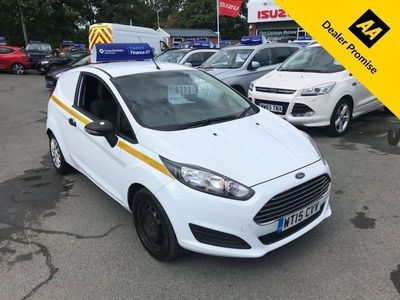 used Ford Fiesta EURO 6 ONE OWNER F.S.H DIRECT FROM LARGE TRUSTED LEASE COMPANY,ALL GOOD REA 1.5