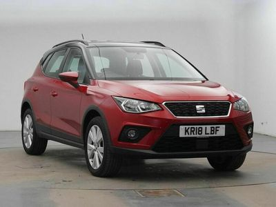 used Seat Arona 1.0 TSI SE Technology 5dr