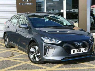 used Hyundai Ioniq 1.6 h-GDi Premium SE DCT (s/s) 5dr hatchback