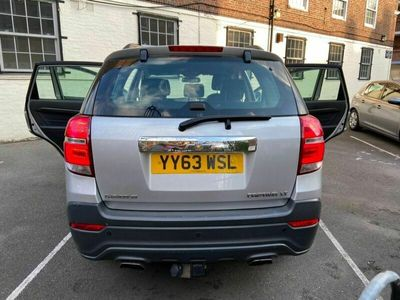 used Chevrolet Captiva 2.2 VCDi LT AWD (s/s) 5dr