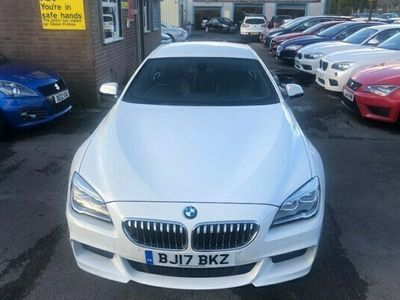 used BMW 640 d M SPORT GRAN COUPE