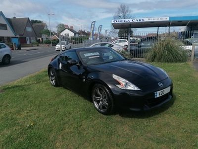 used Nissan 370Z 3.7 V6 GT 3DR SEMI AUTOMATIC