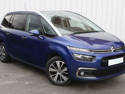 used Citroën Grand C4 Picasso 1.6 BlueHDi Flair EAT6 (s/s) 5dr MPV 2016
