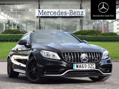 used Mercedes C63S AMG C-ClassPremium Plus 2Dr 9G-Tronic