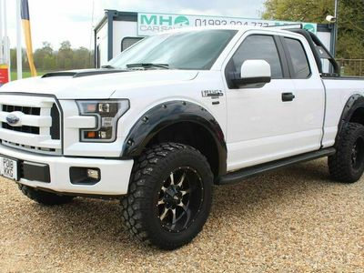 used Ford F-150 3.5 V6 SPORT AUTO XL 'RAPTOR LOOK' 4dr