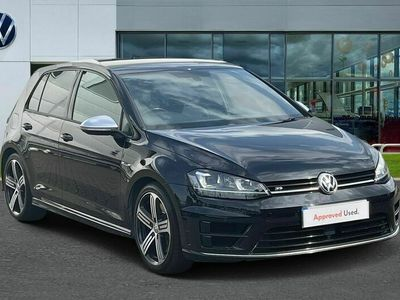 used VW Golf 2.0 TSI R 300PS DSG 5Dr *DynamicChassisControl+ViennaLeather*
