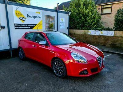 used Alfa Romeo Giulietta 1.4 TB COLLEZIONE SPECIAL EDITION 5d 120 BHP