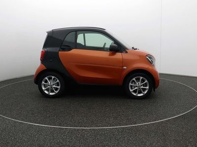 used Smart ForTwo Cabrio PASSION T for sale | Big Motoring World