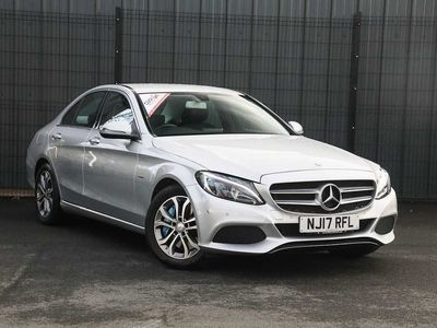 used Mercedes C350e C-Class 2.0Sport 4-Dr Saloon 4dr