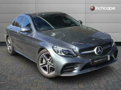 used Mercedes C300 C Class Diesel SaloonAMG Line Edition Premium 4dr 9G-Tronic 2.0