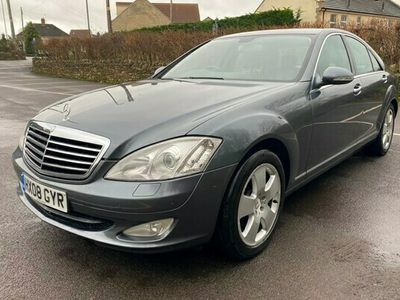 used Mercedes S320 S ClassCDi 4dr Auto JUST 1 PREVIOUS OWNER 9 MERC SERVICES