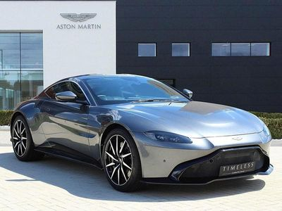 used Aston Martin V8 Vantage COUPE 2dr ZF 8 Speed Auto