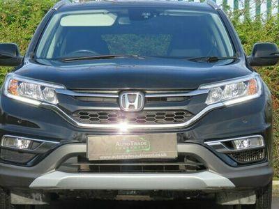 used Honda CR-V 1.6 i-DTEC SE Plus (s/s) 5dr