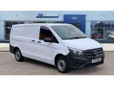 used Mercedes Vito Long Diesel 111CDI Van