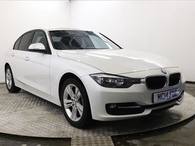 used BMW 318 3 SERIES d Sport 4dr 2.0