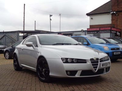 used Alfa Romeo Brera 2.2 JTS 3dr