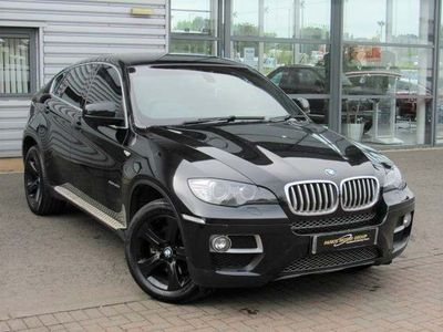 used BMW X6 3.0 40d xDrive 5dr