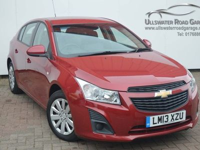 used Chevrolet Cruze 1.6 LS 5dr