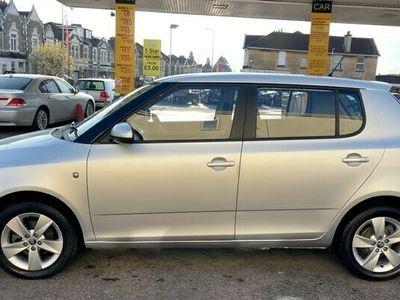 used Skoda Fabia Hatchback 1.2 12V SE 5d