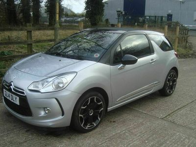 used Citroën DS3 Cabriolet 1.6 e-HDi Airdream DStyle Plus 2dr