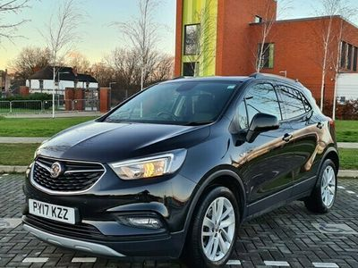 used Vauxhall Mokka X Active 1.6i (115PS) Start/Stop FWD 5d