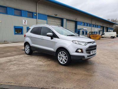 used Ford Ecosport 1.0 T EcoBoost Titanium 5dr