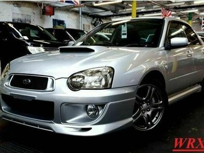 used Subaru Impreza WRX AUTO TURBO STI EXHAUST 2.0 4dr