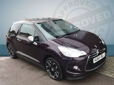 used Citroën DS3 1.6 Dstyle 3dr