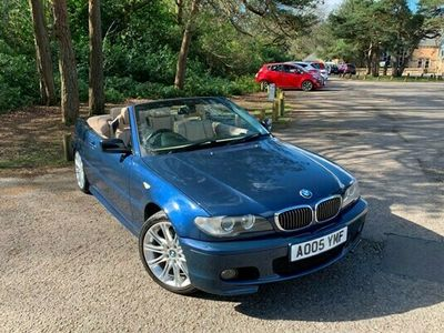 used BMW 330 3-Series Convertible Ci Sport 2d (03)