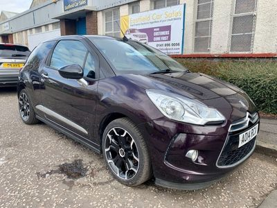 used Citroën DS3 Cabriolet DS3 DSTYLE + AIRDREAM E-HDI