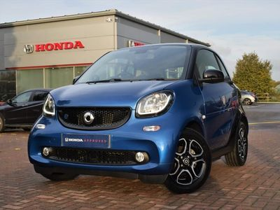 used Smart ForTwo Coupé Eq Prime Premium Plus (Electric)