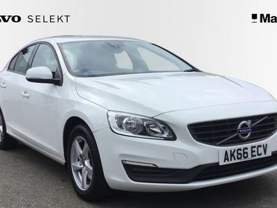used Volvo S60 D2 [120] Business Edition 4dr 2.0