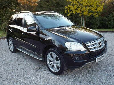 used Mercedes ML350 M Class 3.0CDI BlueEFFICIENCY Sport 5dr