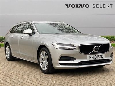 used Volvo V90 2.0 D4 Momentum 5dr Geartronic estate 2018