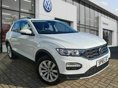 used VW T-Roc 1.5 TSI SE 150PS EVO *1owner* 5dr