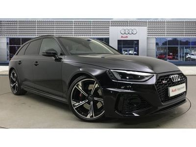 used Audi RS4 Rs4TFSI Quattro 5dr S Tronic Petrol Estate 2.9