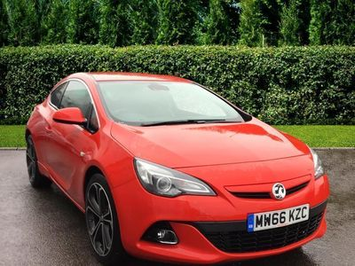 used Vauxhall Astra GTC Astra 3dr Hat 1.4Limited Ed Turb