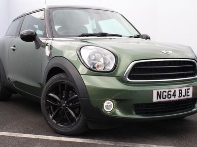 used Mini Cooper Coupé Paceman 1.6 3dr 2015