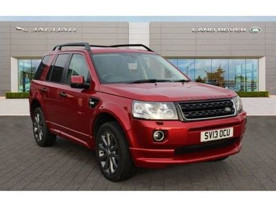 used Land Rover Freelander 2.2 SD4 Dynamic 5dr Auto