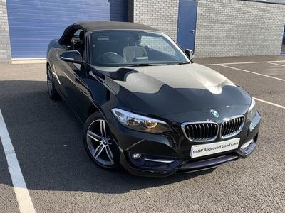 used BMW 218 2 Series d [150] Sport 2dr [Nav]