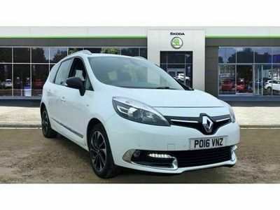 used Renault Grand Scénic 1.5 dCi Dynamique Nav 5dr Auto [Bose+ pack]