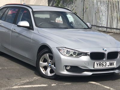 used BMW 320 3 Series D Efficientdynamics 5Dr Step Auto