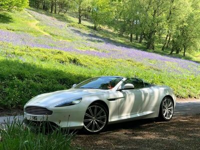 used Aston Martin DB9 5.9 GT Volante Touchtronic II 2dr