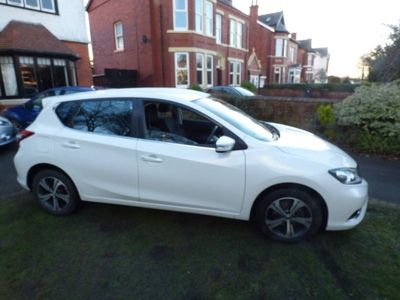 used Nissan Pulsar 1.2 DIG-T Visia (s/s) 5dr