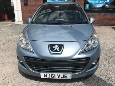 used Peugeot 207 Hatchback 1.4 HDi Active 5d
